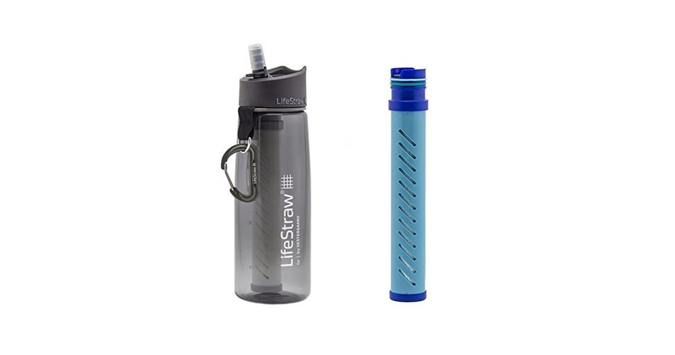 LifeStraw Go Water Bottle with Integrated 1000-Liter LifeStraw Filter review