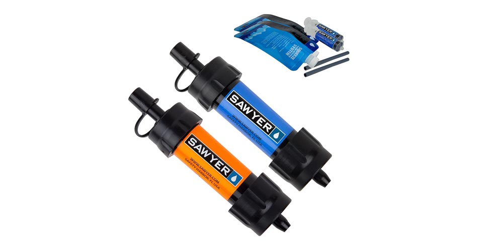 Sawyer Products Mini Water Filtration System Review