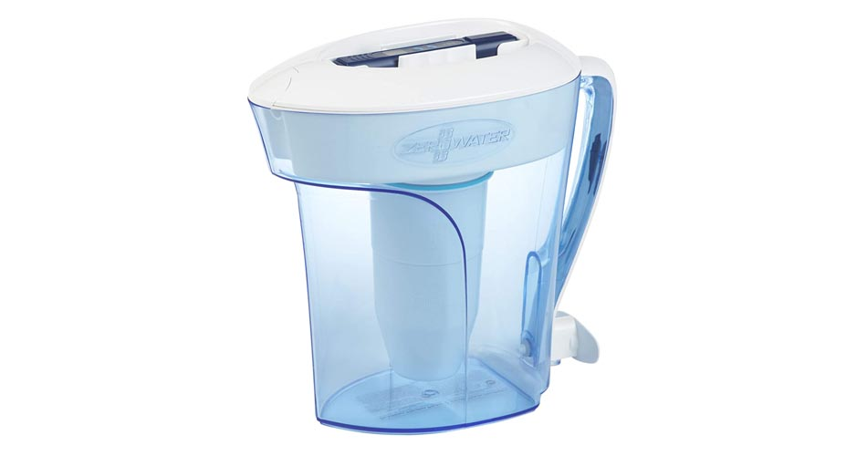 Zerowater ZP-010 10-Cup Pitcher